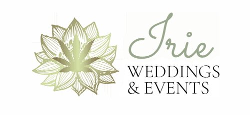 irie weddings cannabis events logo
